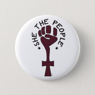 She the People Button
