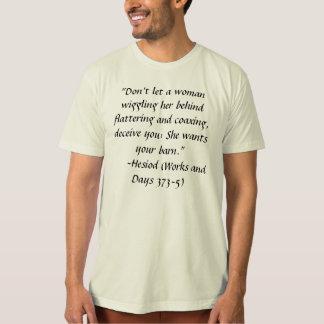She Wants your barn T-Shirt