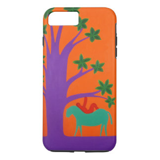 She was Brought by the Horse 2003 iPhone 8 Plus/7 Plus Case