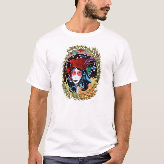 she wears her love like T-Shirt