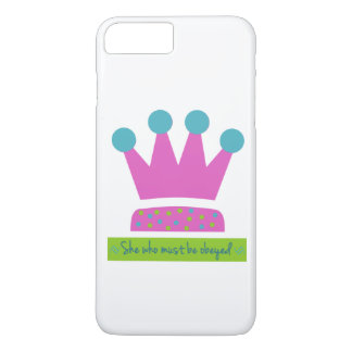 She Who Must Be Obeyed iPhone 7 Plus Case