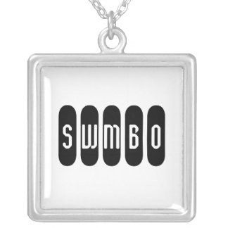 She Who Must Be Obeyed Necklace