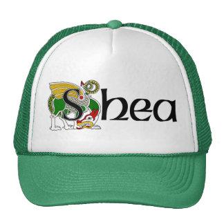 Shea Celtic Dragon Cap