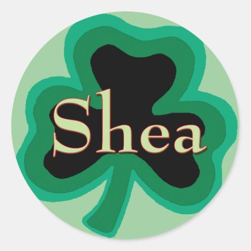 Shea Family Sticker