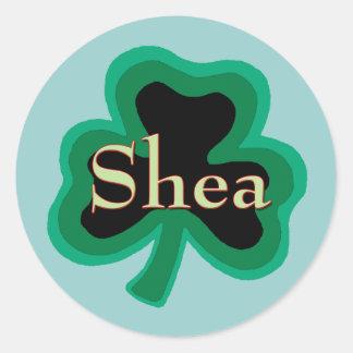Shea Family Stickers