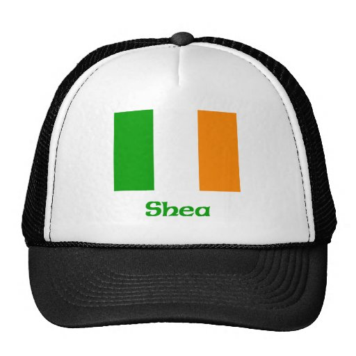 Shea Irish Flag Trucker Hats