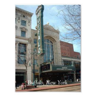 Shea s Buffalo Performing Art Center w Buffalo Photo Print