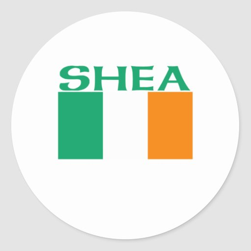 Shea Stickers