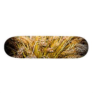 Sheaf Of Wheat - Thank You Skate Board