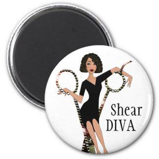 """""""Shear DIVA"""" Magnet"""