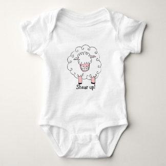 Shear Up! Baby Tee