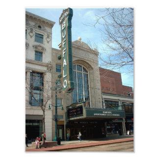Shea's Performing Art Center Buffalo New York Photograph