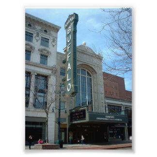 Shea's Performing Art Center Buffalo NY Photo Print