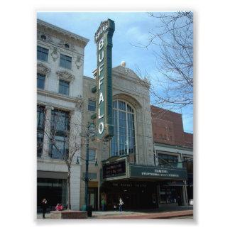 Shea's Performing Art Centre Buffalo NY Photograph
