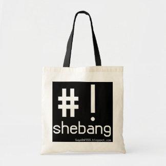 Shebang! Budget Tote Bag