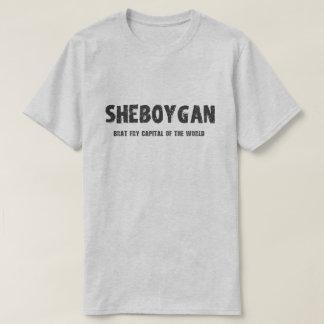 Sheboygan – Brat Fry Capital of the World Tshirt