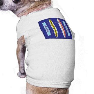 SheckShe* Moon Dog III Sleeveless Dog Shirt