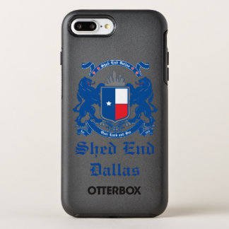 Shed End Dallas Phone Case