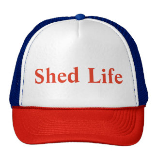 Shed Life Trucker's Hat - Iconic