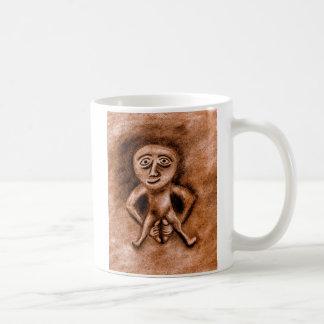 Sheela Na Gig Kaffee Tasse