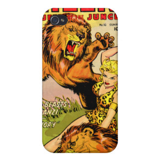 Sheena Queen of the Jungle Cover For iPhone 4