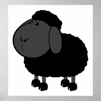 sheep-312776 ,BLACK SHEEP OF THE FAMILY, CARTOON C Poster