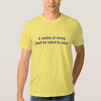 Sheep and pigs shirt