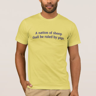Sheep and pigs T-Shirt
