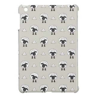 Sheep And Wool Case For The iPad Mini