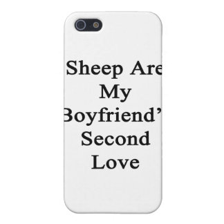 Sheep Are My Boyfriend's Second Love iPhone 5/5S Covers