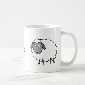 Sheep Basic White Mug