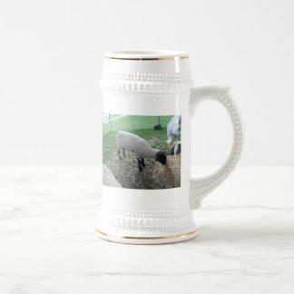 Sheep Beer Steins
