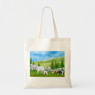 Sheep & Border Collies Bag