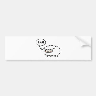 Sheep! Bumper Sticker