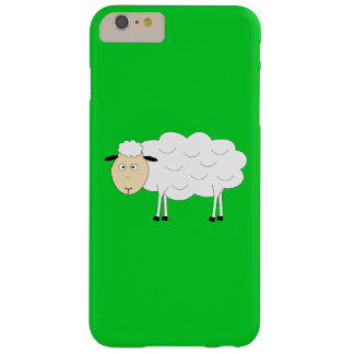 Sheep Character iPhone 6/6s Plus Case Barely There iPhone 6 Case