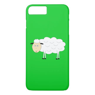 Sheep Character iPhone 7 Plus Case