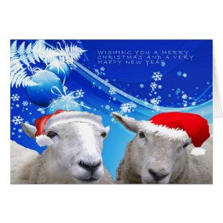 Sheep Christmas card.jpg Card
