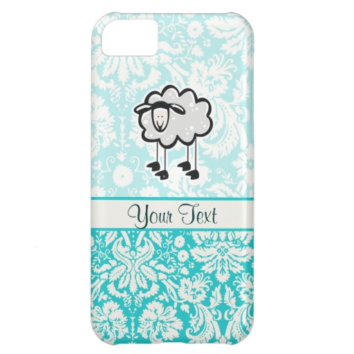Sheep; Cute iPhone 5C Cases