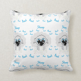 Sheep Design Cushion