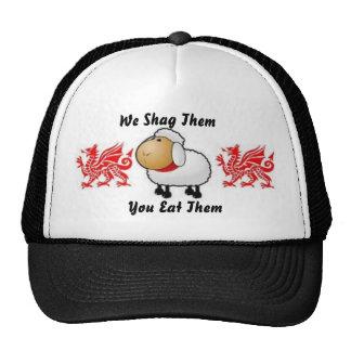 sheep, dragon, dragon, We Shag The... - Customised Cap