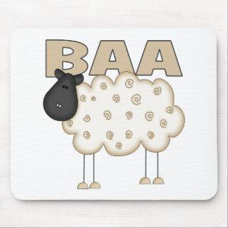 Sheep Gifts Mouse Mat