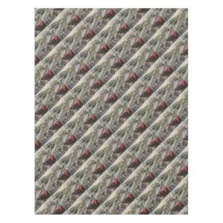 Sheep-in-winter-Seasons-Greetings Tablecloth