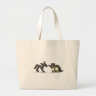 """Sheep in Wolf's Clothing"" Bag"