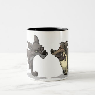 """Sheep in Wolf's Clothing"" Mug"
