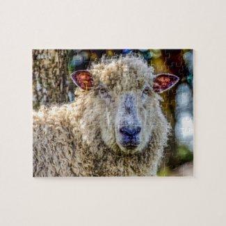 Sheep Jigsaw Puzzle