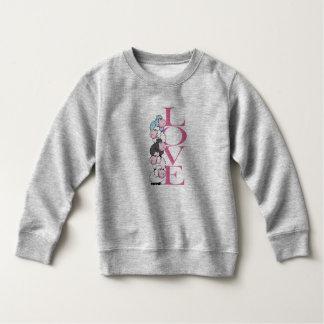 Sheep Love Happy Valentine's Day | Sweatshirt