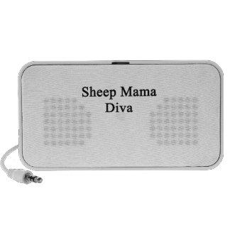Sheep Mama Diva Mini Speaker