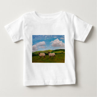 Sheep May Safely Graze Baby T-Shirt