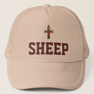 Sheep - Nativity Hat