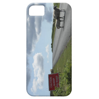 Sheep on road case for the iPhone 5